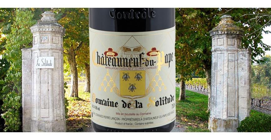 A wondrous trio of Solitude wines